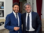 Massimiliano Dona e Francesco Morace
