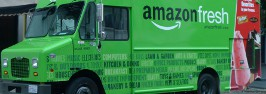 Amazon e la vendita di food online