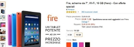 Amazon e la denuncia per il Kindle a 1 euro
