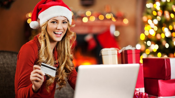 Natale shopping online